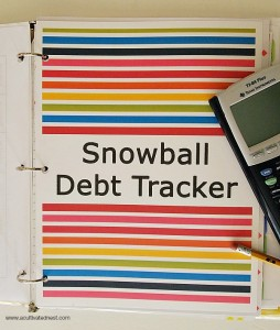 Getting Out of Debt By Using The Snowball Method