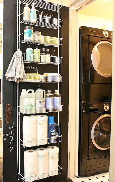 11 laundry room organization ideas get your laundry area for Room organization