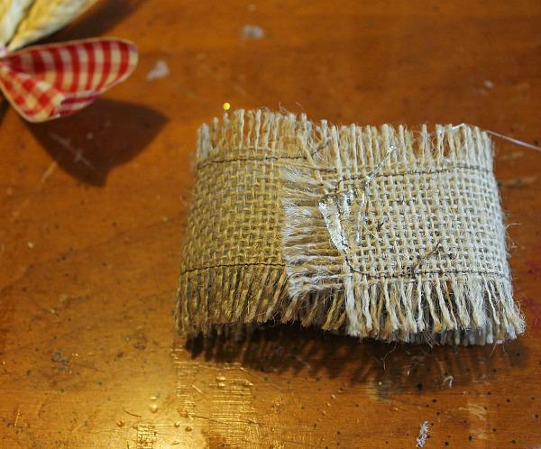 DIY napkin ring tutorial