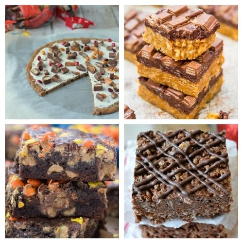 12 Yummy Ways To Use Leftover Halloween Candy - If you want delicious ways to use the candy you got for Halloween, check out these recipes for ways to use leftover Halloween candy! #ACultivatedNest