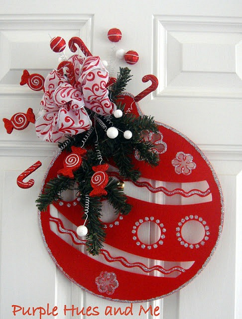 10 amazing dollar store holiday decoration idea dollar tree christmas door decoration
