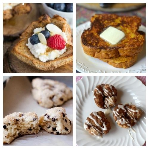 25 Breakfast Recipes for Christmas- Make Christmas morning breakfast special! Here are 25 delicious Christmas breakfast ideas you have to try! Casseroles, pancakes, waffles, egg dishes, scones, and more are included in this yummy roundup! | #Christmas #ChristmasRecipes #recipes #breakfast #ACultivatedNest