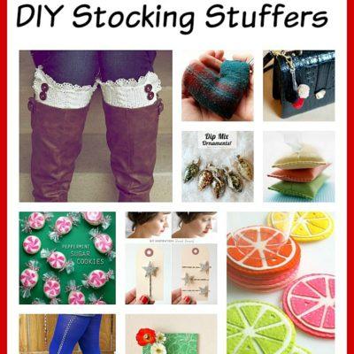 10 Super Cute DIY Stocking Stuffer Ideas
