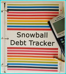 Get Out of Debt By Using The Debt Snowball Method