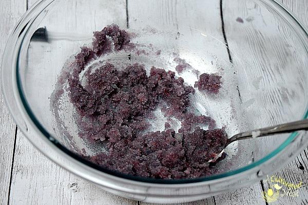 how to make lavender sugar scrub