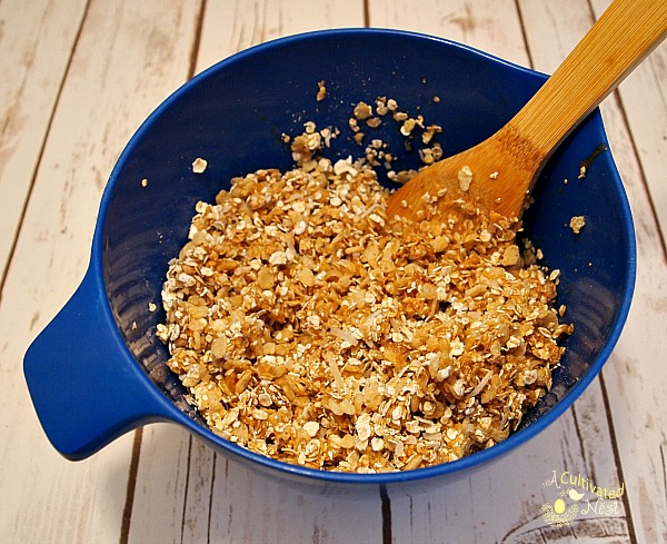 How to make no bake granola bars