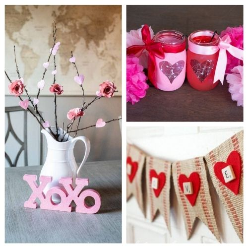 14 Easy Diy Valentine S Day Decoration Ideas A Cultivated Nest