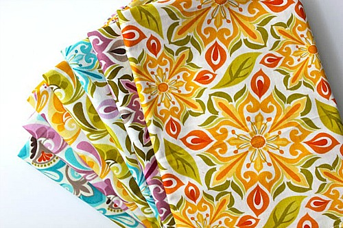 15 Easy Sewing Projects - DIY Cloth napkins