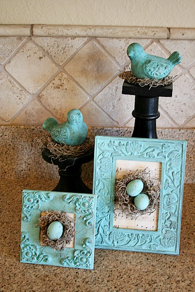 DIY Dollar Store Spring Craft