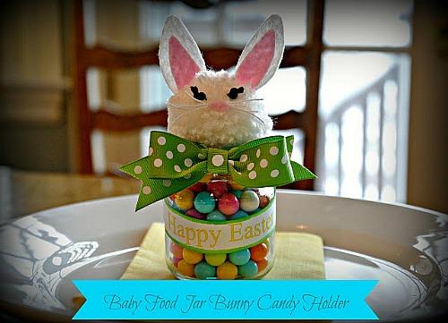 DIY Easter Craft In A Jar