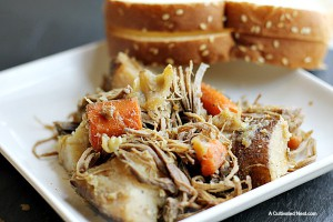 Crockpot Beef Brisket With Vegetables