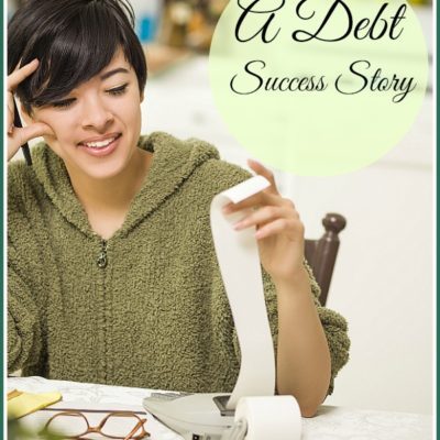 A debt success story
