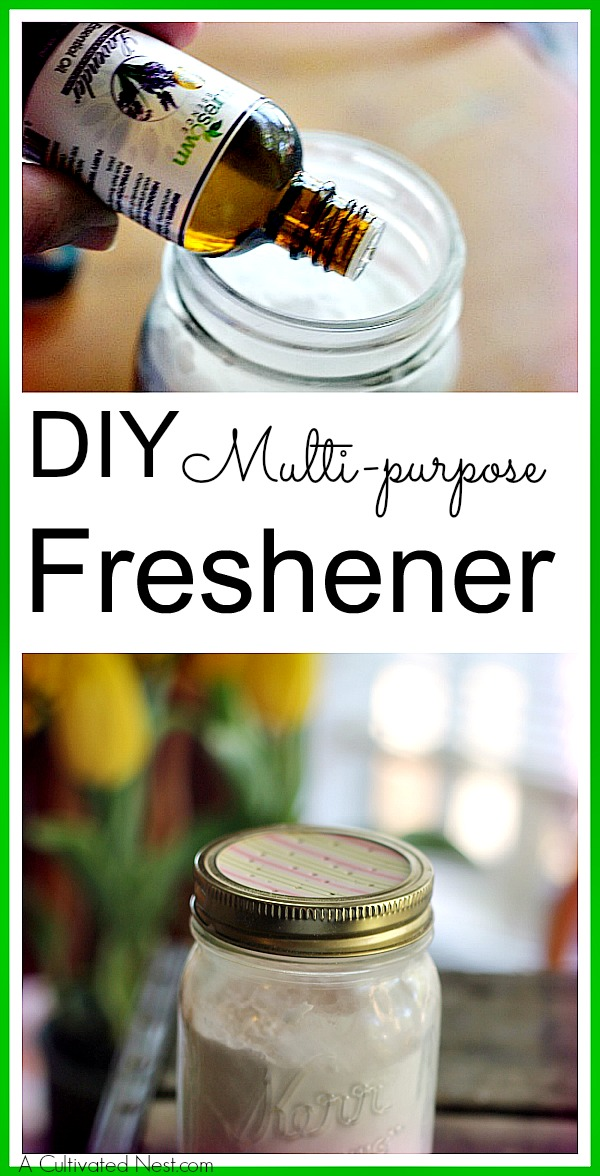 DIY Multipurpose Freshener