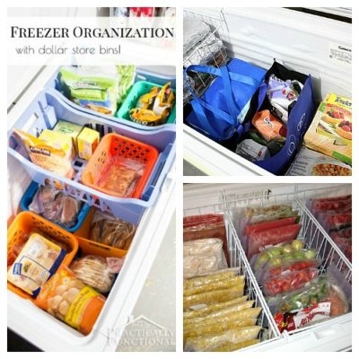 9 Ideas For Organizing a Chest Freezer