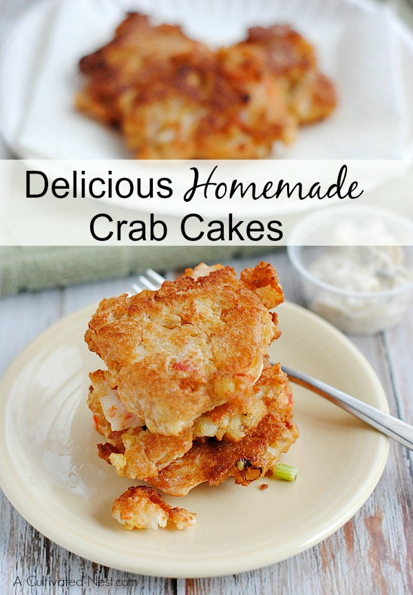 What Kind Of Sauce Do You Serve With Crab Cakes