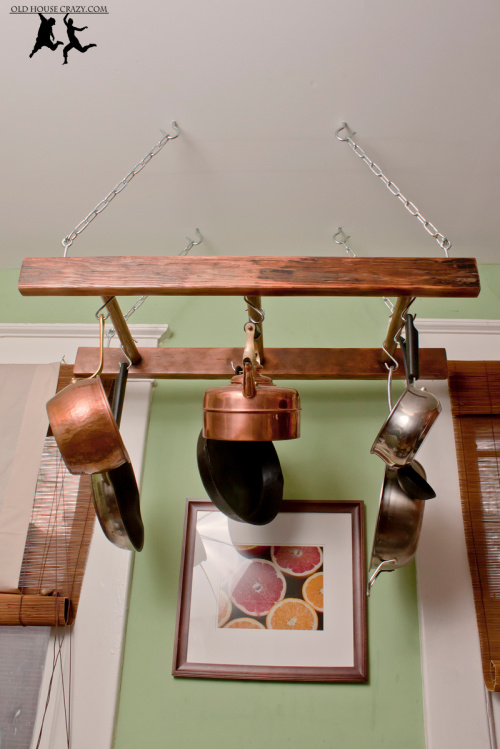 10 Awesome Pots and Pans Organizing Ideas- Tired of your pots and pans always being unorganized? You need to check out these handy tips for organizing pots and pans! | #kitchenOrganization #organizingTips #organizationIdeas #organize #ACultivatedNest