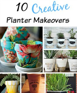 10 Planter Makeovers