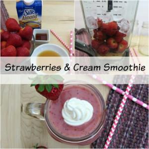 Strawberries-&-cream-smoothie