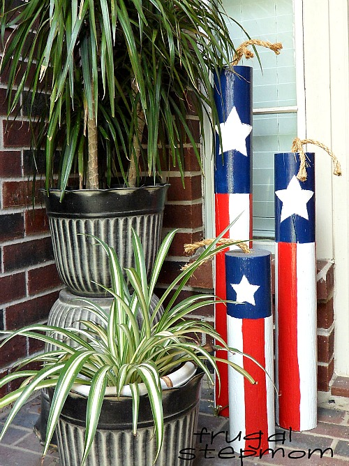 patriotic outdoor decorations 10 fun ideas patriotic decorations