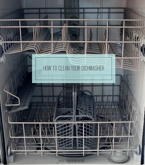 15 Handy Kitchen Cleaning Tips You Need To Know!! How to clean your dishwasher