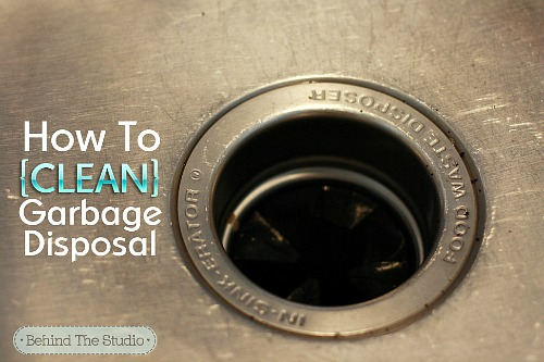 15 Handy Kitchen Cleaning Tips You Need To Know!! Lots of tips to help you clean even the most difficult areas of your kitchen! How to clean your garbage disposal