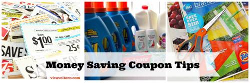 Money Saving Coupon Tips and Tricks