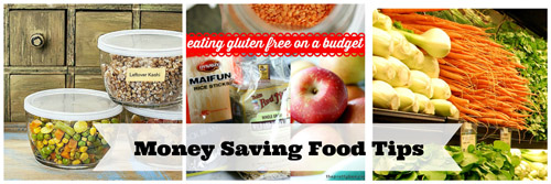 Money Saving Food Tips and Tricks