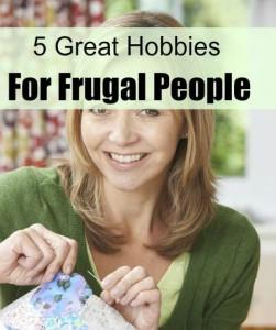 5 Great Hobbies For Frugal People