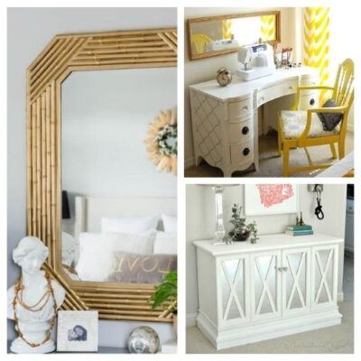 14 Inspiring Thrift Store Makeover Ideas