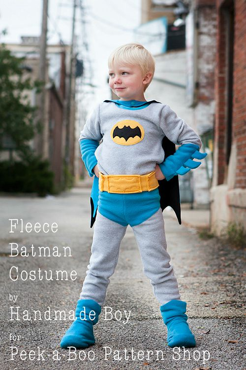 10 frugal DIY Halloween costumes- Batman