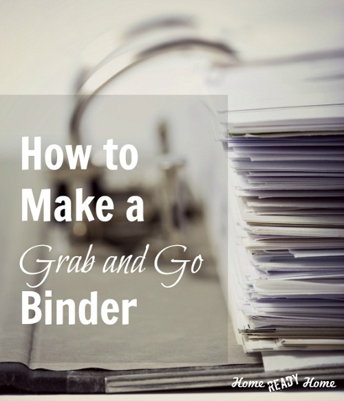 How to Organize Your Papers for an Emergency Binder- Overwhelmed by all the mail and documents you have to keep organized every day? De-clutter and de-stress your life with one of these 10 handy ways to organize your personal papers! home paperwork, organizing ideas, office organization, paper organizing ideas, decluttering tips #organizingTips #decluttering #ACultivatedNest