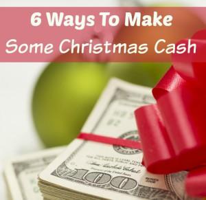 6 Ways To Make Some Christmas Money