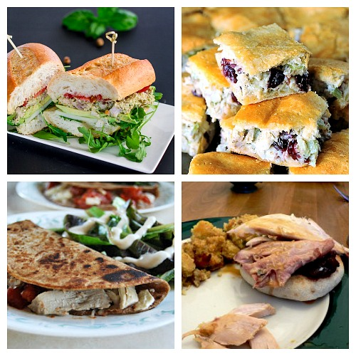 20 Ways to Use Up Extra Leftover Turkey- Leftover turkey doesn't mean you have to eat only turkey sandwiches! For some different (and delicious) ways to eat up leftover turkey, try these reicpes! | extra turkey, excess turkey, ways to use up leftover Thanksgiving turkey, Christmas turkey, turkey soup, turkey tacos, turkey casseroles, food, #recipe #turkey #ACultivatedNest