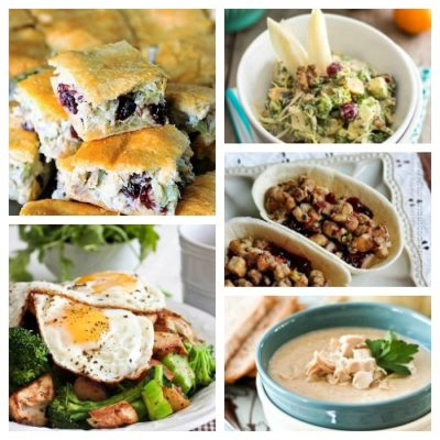 20 Ways To Use Leftover Turkey
