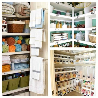 20 Articles to Help Organize Your Home for the New Year