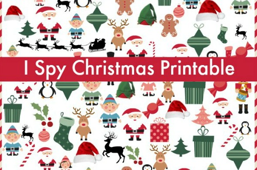 picture about Printable Christmas Activities named 10 Printable Xmas Functions for Young children