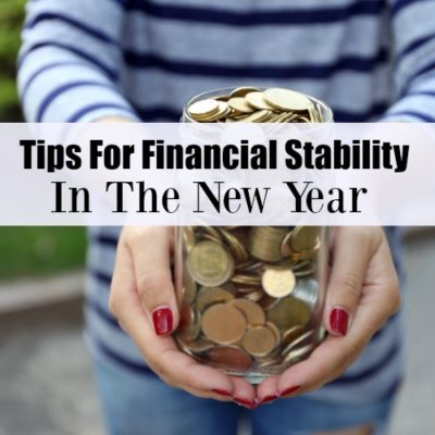 5 Tips For Financial Stability