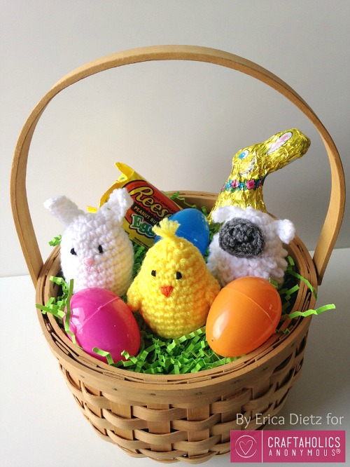 Crocheted Easter Egg Covers