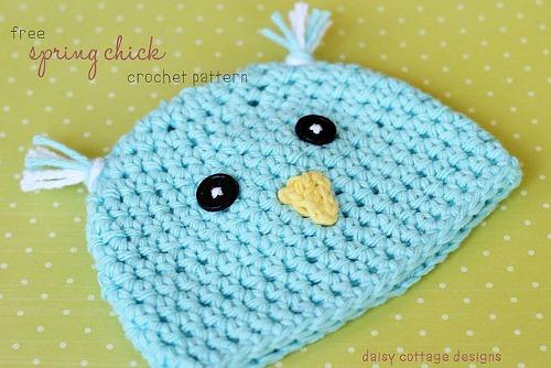Spring Chick Hat