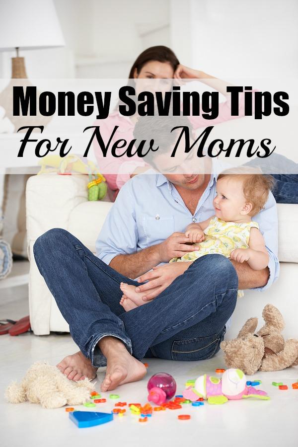 Money Saving Tips for New Moms