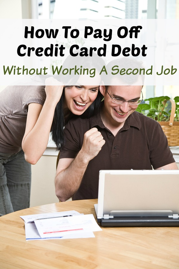 These great tips for How To Pay Off Credit Card Debt Without A Second Job will get you and your finances back on track in no time! Use tried and true methods to find financial freedom today!