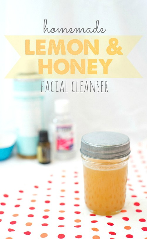 10 Homemade Face Wash and Face Scrub Recipes