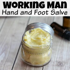 Working Man Hand and Foot Salve