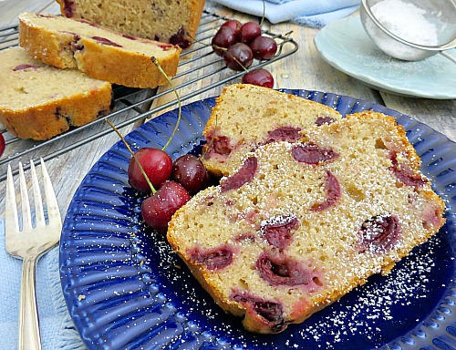 Cherry Vanilla Bread