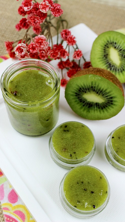 Kiwi Strawberry Lip Scrub