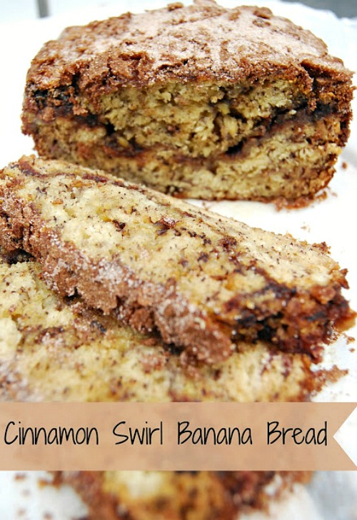 10 Yummy Recipes That Use Up Brown Bananas