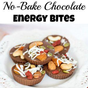No-Bake Chocolate Energy Bites