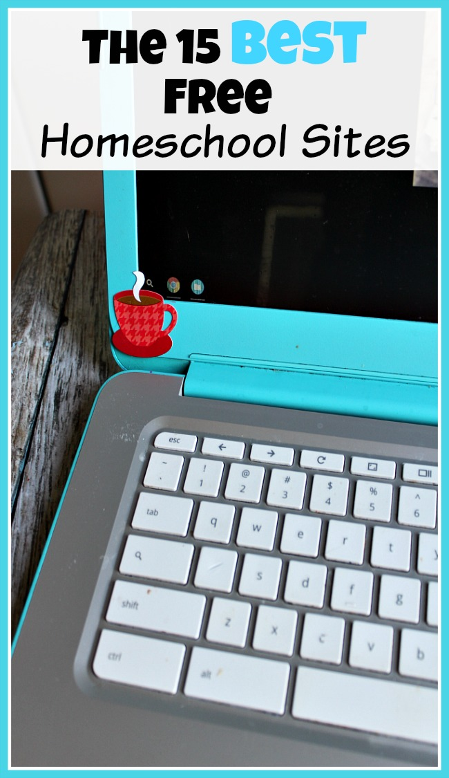 If you want to homeschool for free or frugally, then using free online resources can help a lot! Take a look at this list of the best free homeschool sites!