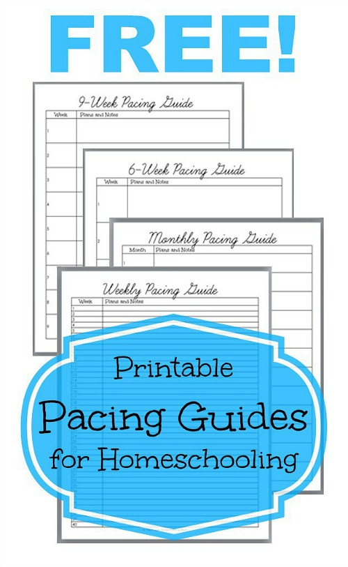 20 Free Homeschooling Printables- A lot of the cost of homeschooling comes from buying paper guides and organizers. So save money by using some of these free homeschooling printables!