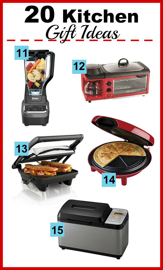 20 kitchen gift ideas looking for the perfect gift for the busy home cooks in - Kitchen Gift Ideas
